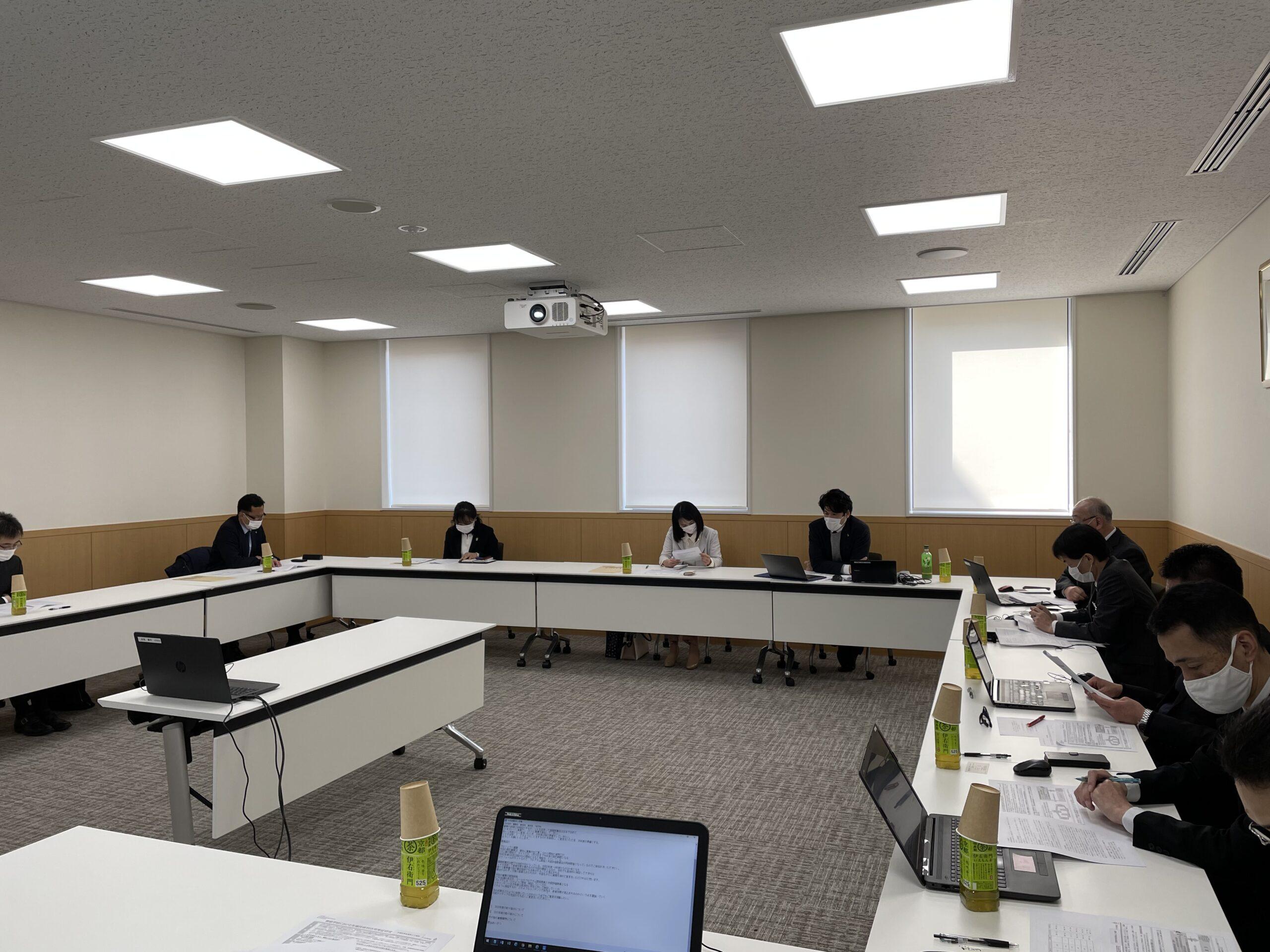 第1回プログラム開発委員会&外部評価委員
